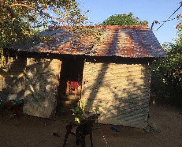 Hütte Sri-Lanka