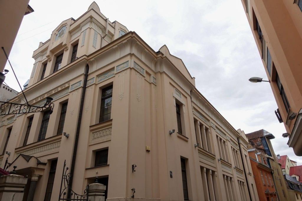 Synagoge | Rigā