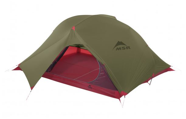 Radreise Zelt MSR - Carbon Reflex 3 Tent V4