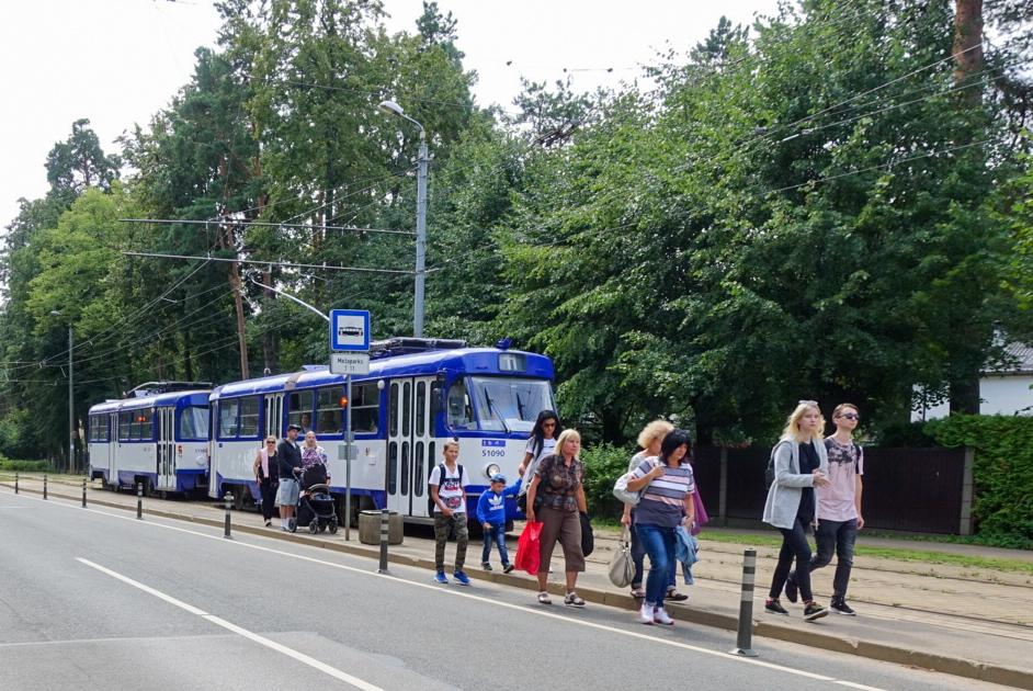 Tram | Rīga