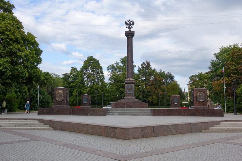 Ploshchad' Vyborgskikh Polkov | Wyborg
