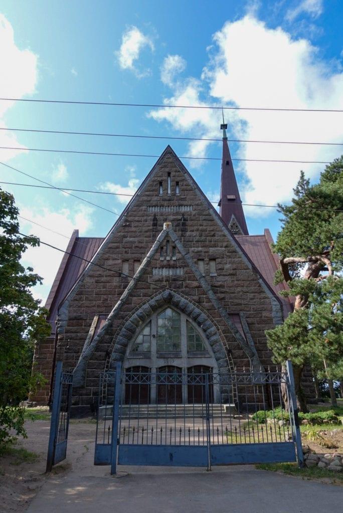 Museum / Kirche | Primorsk