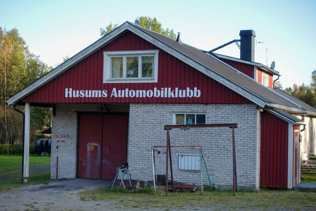 Husum in Schweden