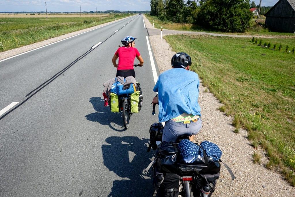 Radreise gemeinsam