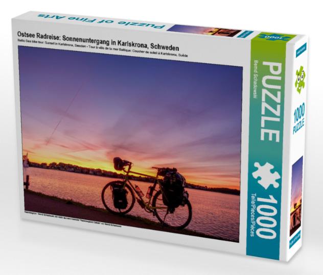 Radreise Puzzle