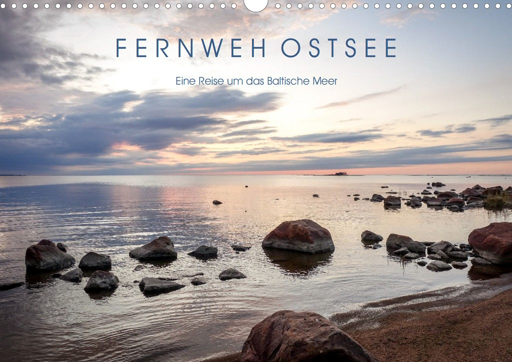 Kalender Fernweh Ostsee
