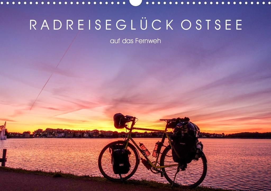 Kalender Radreiseglück Ostsee